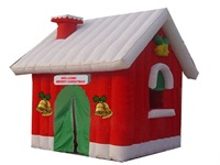 Holiday Inflatables Xmas Inflatable Christmas House