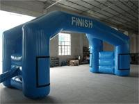 New Strongest Stable Inflatable Racing Double Arches