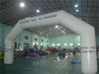 Air Sealed Inflatable Arch Angel for Outdoor Advertisement