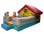 Farmyard Inflatable Playground