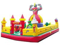 Inflatable Ultraman Playground