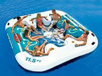 Customized Fiesta Island Inflatable Boat for Sale