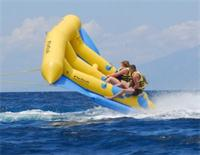 OEM High Quality Air Sealed Inflatable Flying Fish Boat