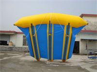 High Quality Air Sealed Inflatable Flying Fish Boat