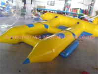 Inflatable Flying Fish Boat Used On the Beach Sports