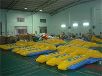 Best Fun Inflatable Flying Fish Boat for Wholesale Price