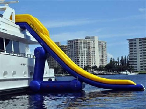 Inflatable Cruiser Slide